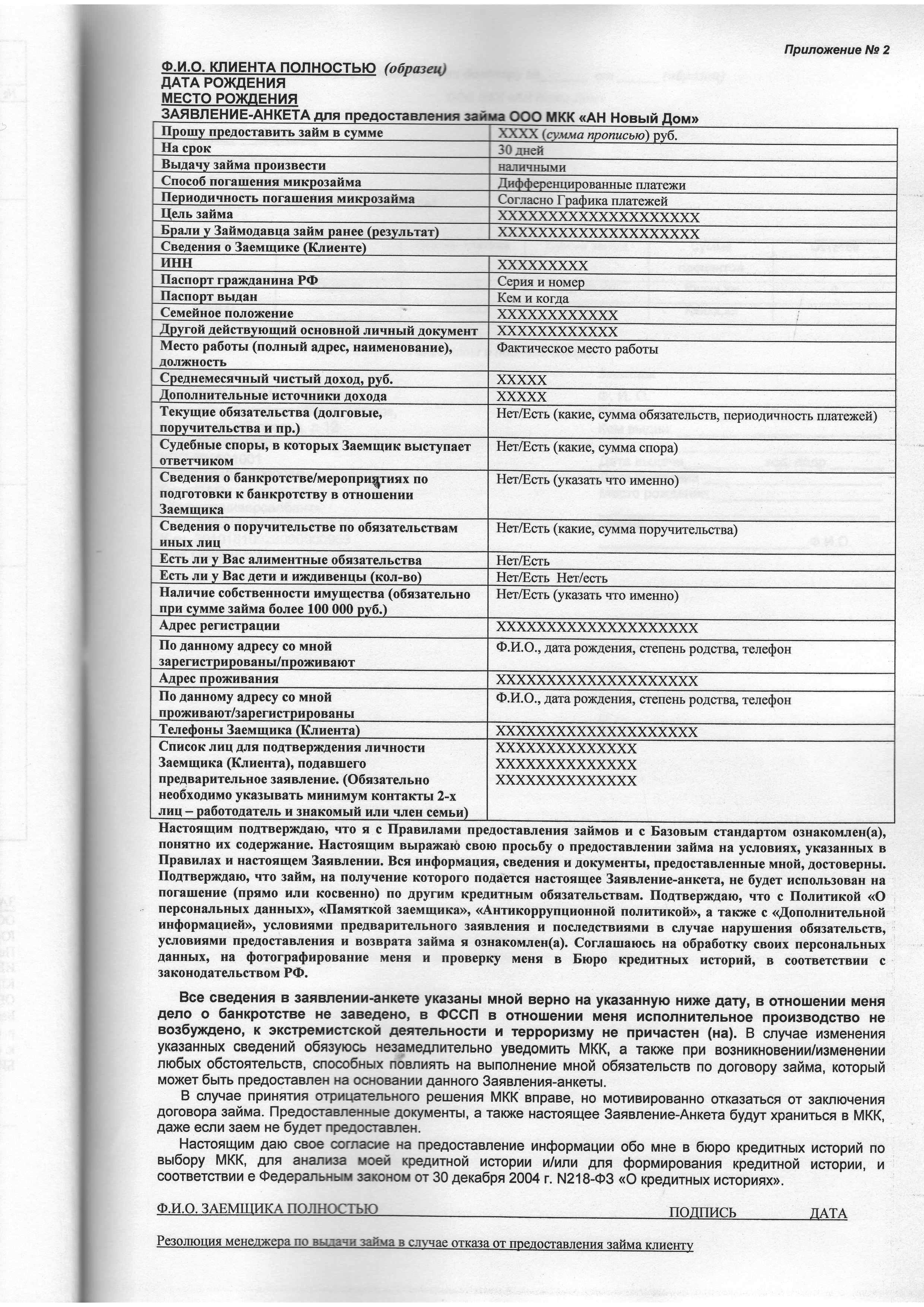 Кредиты Русфинанс Банк 2018: потребительский